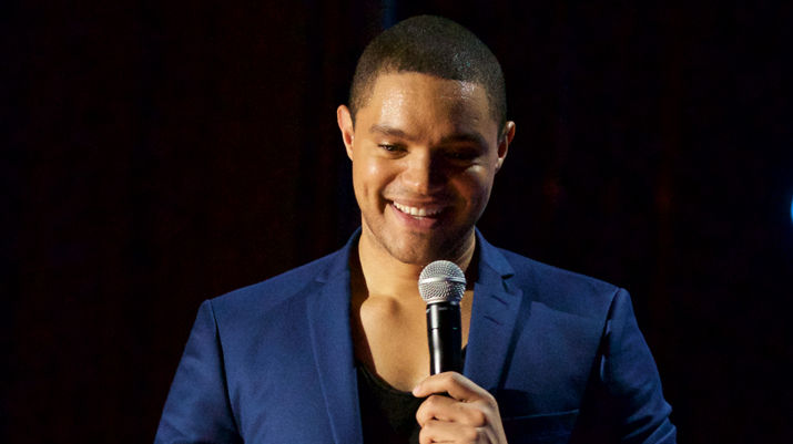 Trevor Noah: Lost In Translation, his first Comedy Central special