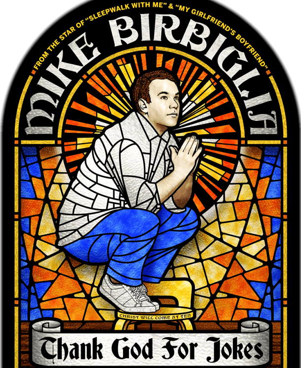 """Thank God For Jokes,"" Mike Birbiglia's new one-man show going Off-Broadway in February 2016"