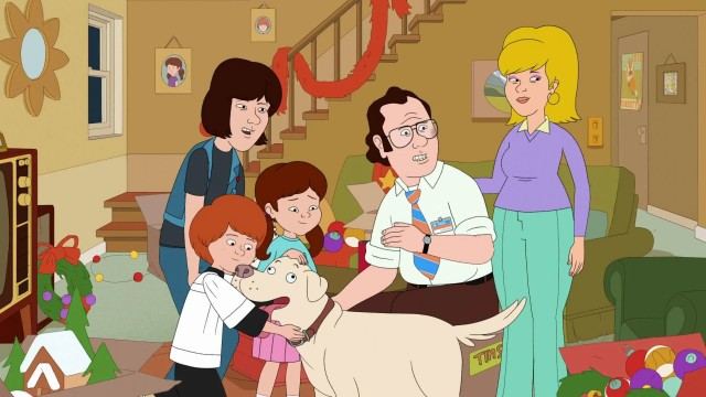 "Bill Burr's ""F is for Family"" on Netflix: Going #TBT Home for the Holidays"