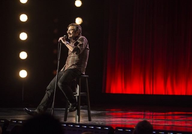 """Marc Maron: """"More Later"""" on EPIX"""