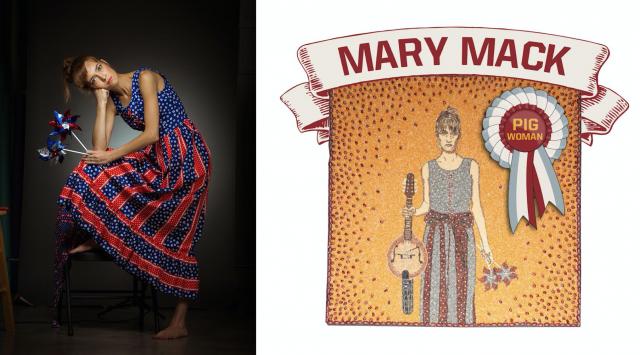 Episode #43: Mary Mack