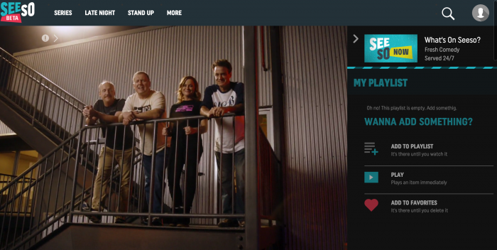 Seeso, Say So: A sneak peek at the newest comedy streaming platform
