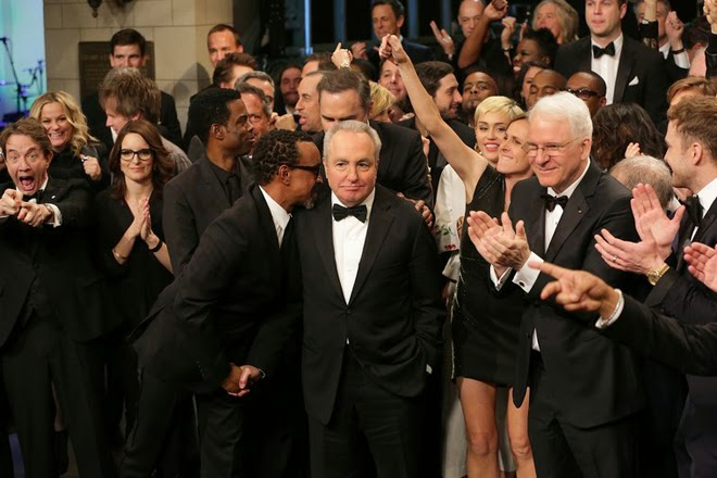 Tina Fey and Jeff Richmond organizing Lorne Michaels tribute at Lincoln Center to benefit American Songbook
