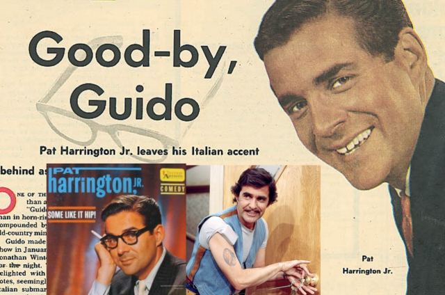 "R.I.P. Pat Harrington, Jr. (1929-2016) aka ""Schneider"" or ""Guido Panzini"""