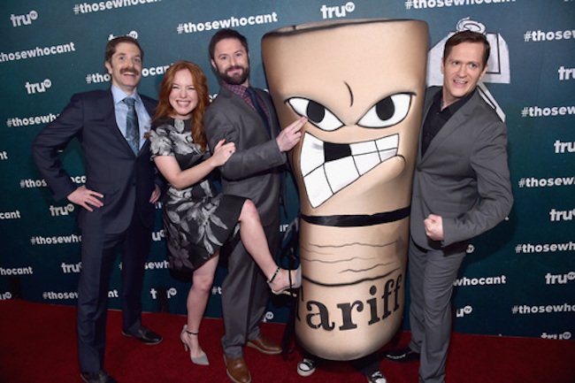 """Episode #61: truTV's """"Those Who Can't"""" red carpet premiere"""