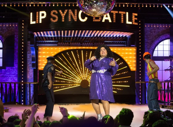 Gabriel Iglesias sexes you up in Spike's Lip Sync Battle