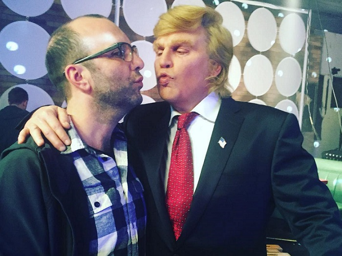 The Art of the Surprise Release: Behind the Funny or Die Trump movie with screenwriter Joe Randazzo