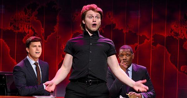"Jon Rudnitsky's ""Dirty Dancing"" tribute on SNL"