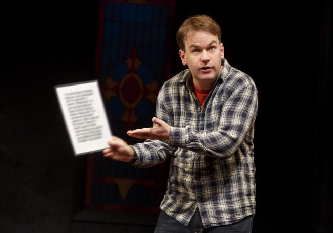 "Review: Mike Birbiglia, ""Thank God For Jokes"" Off-Broadway"