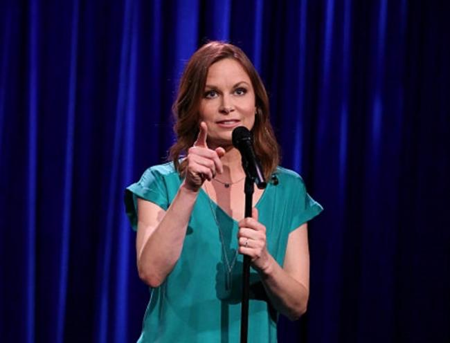 Mary Lynn Rajskub on The Tonight Show Starring Jimmy Fallon