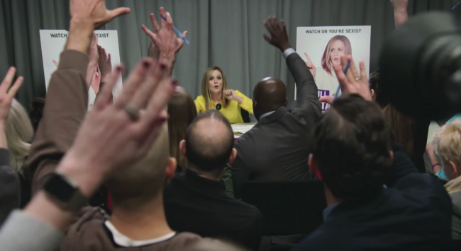 "Eye of the ""Late-Night"" Hurricane: Full Frontal with Samantha Bee debuts on TBS (review)"