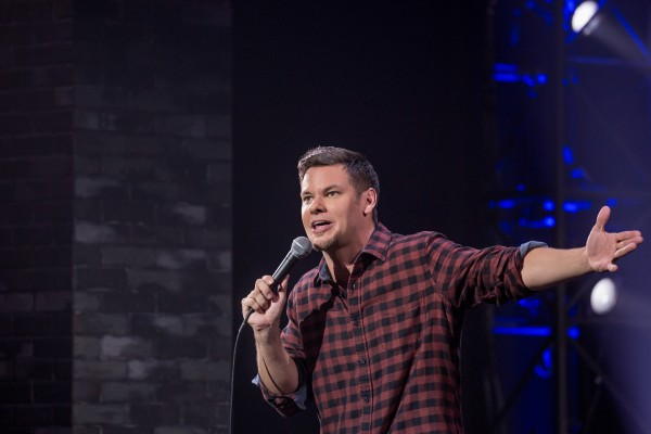 "Review: Theo Von, ""No Offense"" on Netflix"