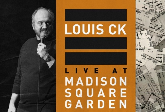 """Louis C.K. wins Grammy Award for Comedy Album of the Year in 2016 for """"Live at Madison Square Garden"""""""
