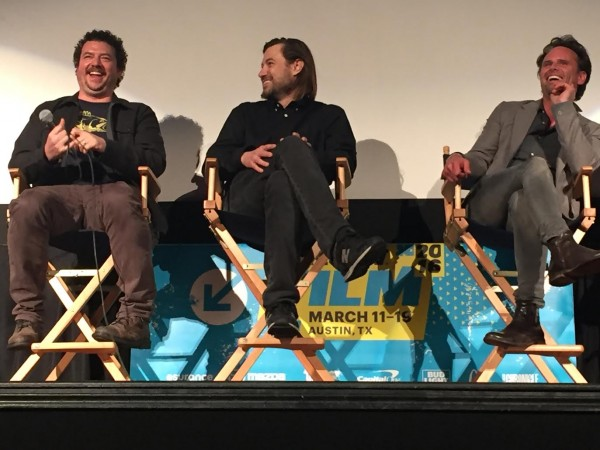 HBO's Vice Principals is bonkers, and Danny McBride revealed at SXSW how he cast Bill Murray in it