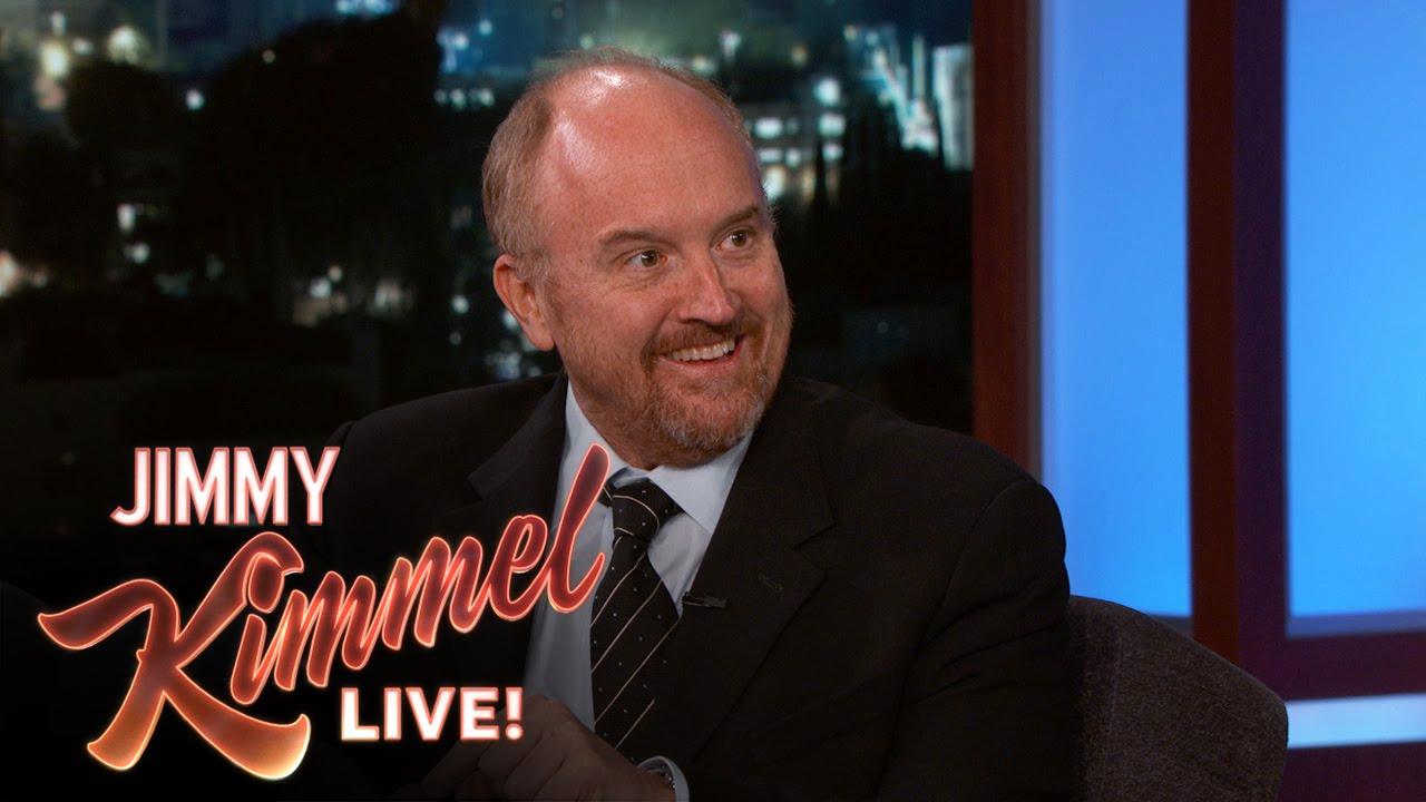 Louis CK explains his DIY approach to Horace & Pete, on Jimmy Kimmel Live