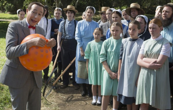 Review: Pee-wee's Big Holiday, on Netflix