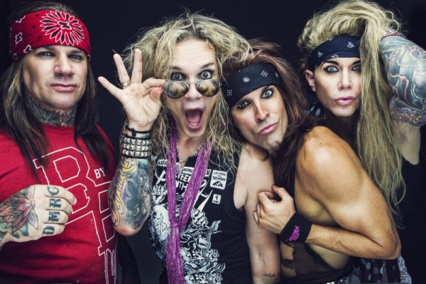 Episode #70: Steel Panther