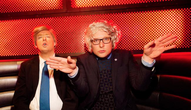 """Trump vs Bernie"" wins Fusion nomination for TV series, election specials"
