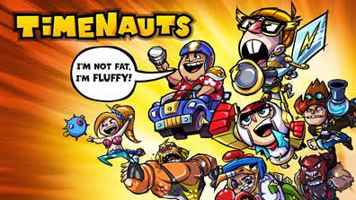 Gabriel Iglesias gets starring role in mobile video game Timenauts