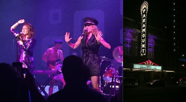 Maya Rudolph's tribute to a fallen hero: Princess performs Prince songs at the 2016 Moontower Comedy Festival