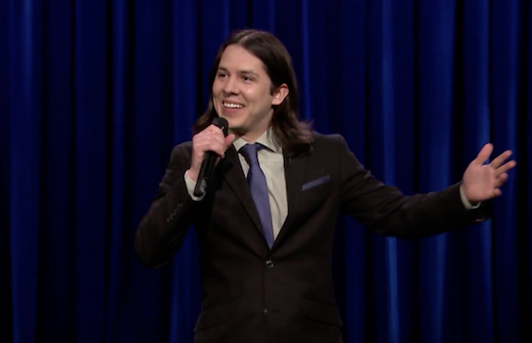 Nick Guerra's late-night debut on The Tonight Show Starring Jimmy Fallon