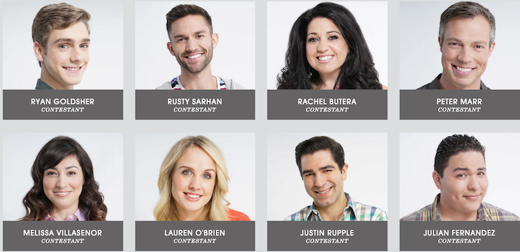 """Meet the contestants of USA's """"First Impressions"""" first season with Dana Carvey"""