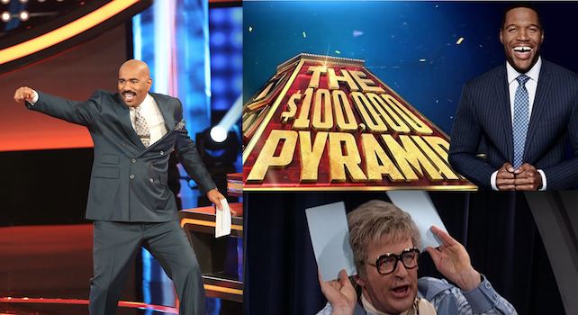 ABC to broadcast full primetime block of classic game shows, rebooted for summer 2016