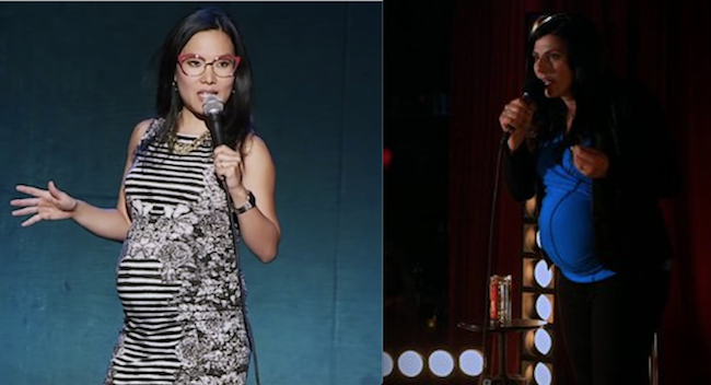 "Pregnant pause for punchlines: Ali Wong's ""Baby Cobra"" (Netflix), Kira Soltanovich's ""You Did This To Me"" (Amazon) and more experiences from comedy moms"