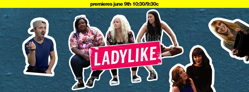 """First look at MTV's """"Ladylike"""" prank show, coming June 2016"""