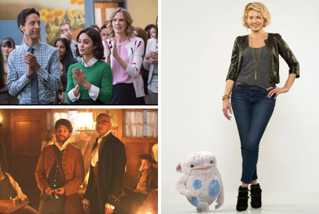 First look at the new 2016 sitcoms from ABC, CBS, FOX and NBC