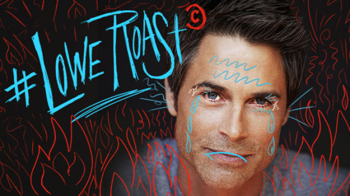 Comedy Central will Roast Rob Lowe in the summer of 2016