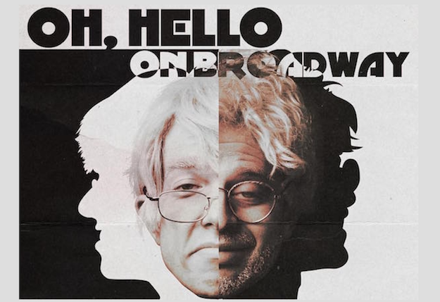 "Nick Kroll and John Mulaney will bring ""Oh, Hello"" to Broadway"