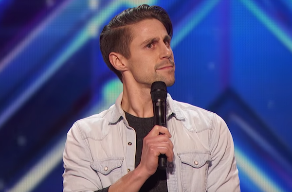 Adam Grabowski impresses with America's Got Talent audition but gets X'd by Simon Cowell at Judges Cut