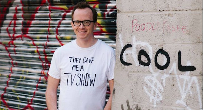 Episode #105: Chris Gethard