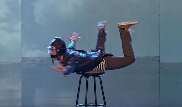 "Tape Face's ""Judge Cuts"" performance on America's Got Talent 2016"
