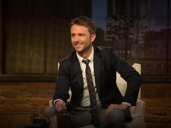 """AMC renews multiyear deal with Chris Hardwick for """"Talking"""" franchise and more"""