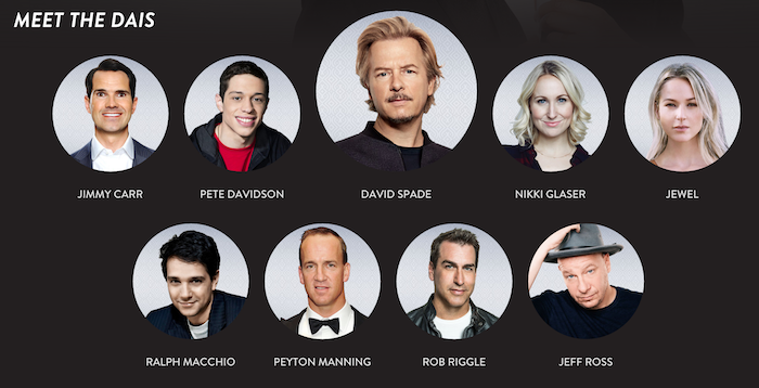 Preview the Comedy Central Roast of Rob Lowe