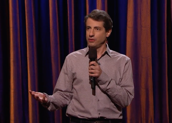 Dan Naturman on Conan