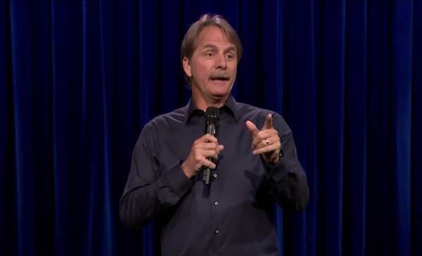 Jeff Foxworthy on The Tonight Show Starring Jimmy Fallon