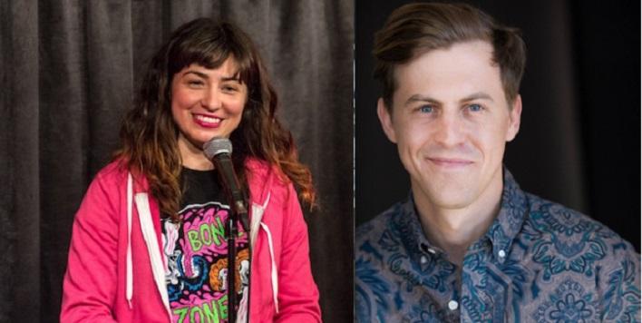 Alex Moffat and Melissa Villaseñor officially join Saturday Night Live cast