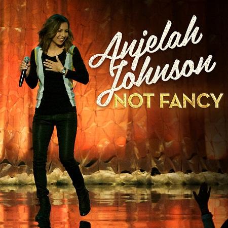 """Listen to two tracks from Anjelah Johnson's """"Not Fancy"""""""