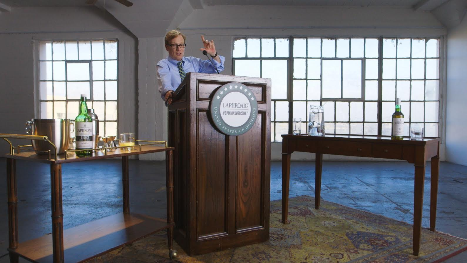 One Take, Long Take: Watch Andy Daly's 3.5 hour filibuster on scotch