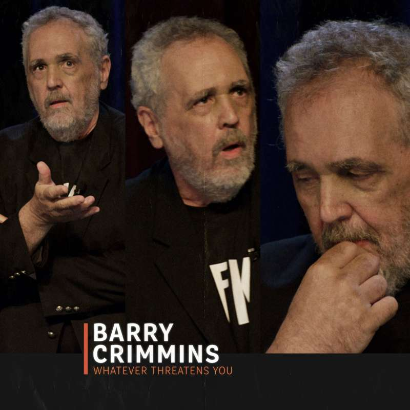 """""""Barry Crimmins: Whatever Threatens You,"""" released by Louis C.K."""