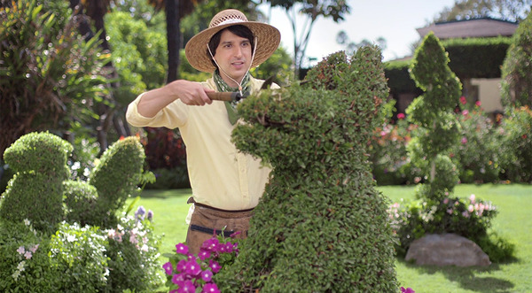 Demetri Martin for New York Life