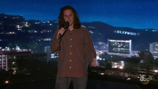 Ryan Donahue on Jimmy Kimmel Live