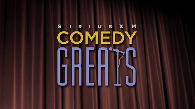 """SiriusXM Comedy Greats will """"F* Politics"""" for the week starting Oct. 17, 2016"""