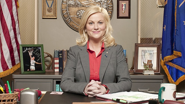 Leslie Knope's open letter to America following the 2016 Election
