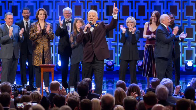 The PBS broadcast of Bill Murray: The Kennedy Center Mark Twain Prize
