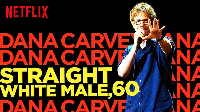 "Review: Dana Carvey's ""Straight White Male, 60"" on Netflix"