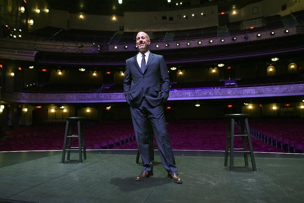 Seinfeld's Beacon Theatre residency marks 50 dates